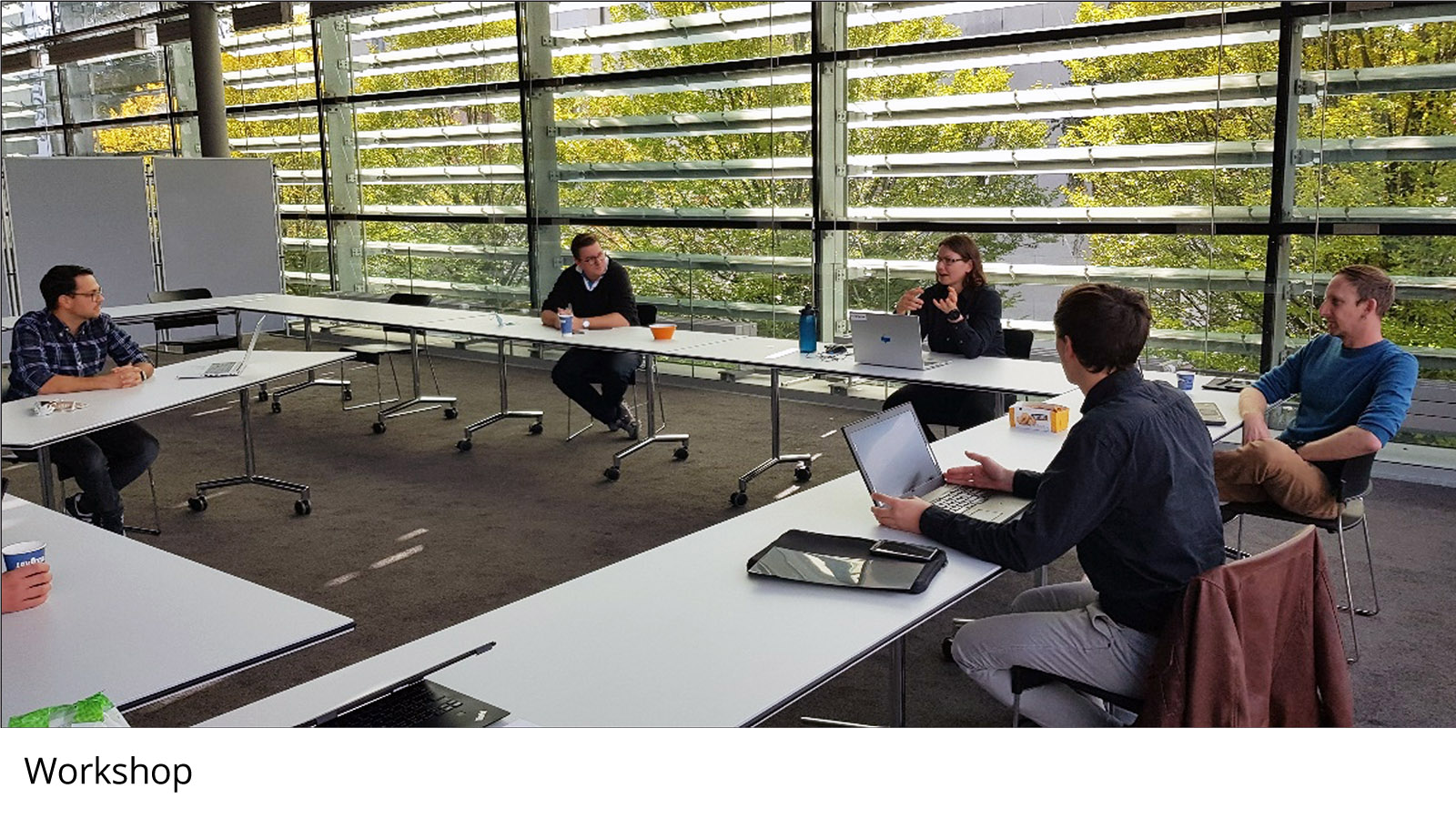 Workshop Stadtwerk Winterthur